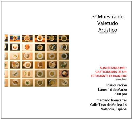 jairoa llano en el festival Valtudo