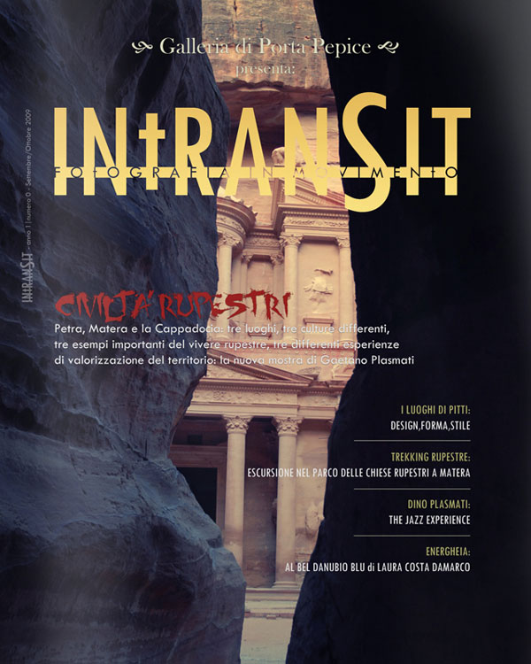 REVISTA IN-TRANSIT. MATERA
