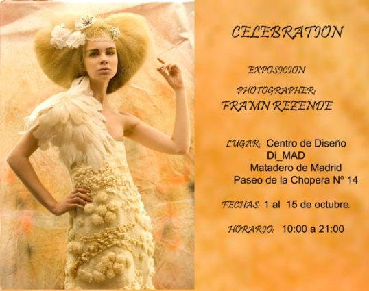 INVITACION CELEBRATION rezende